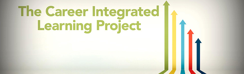 Career Integrated Learning Project banner